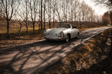 "1963 Porsche 356 C 1600 Cabrio ""Reutter"""