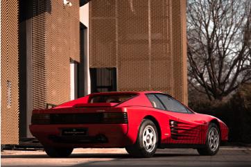 """1985 Ferrari Testarossa """"Monospecchio - Monodado"""""""