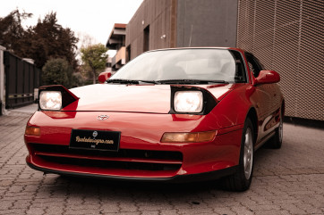 1990 Toyota MR2 II 2.0 GT-i 16V