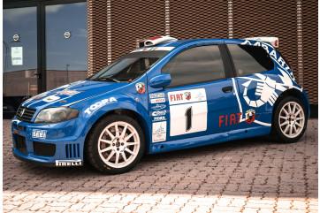 2004 Fiat Punto S1600 Rally