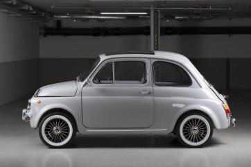 1971 Fiat 500 Elettrica Replica Abarth