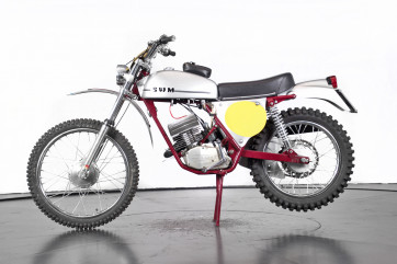 1972 SWM 100 Six Days