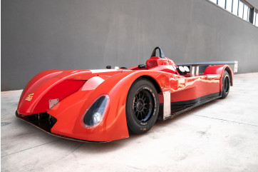 2004 Van Diemen Formula X RF04 CFX