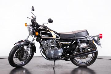 1976 Yamaha TX 500