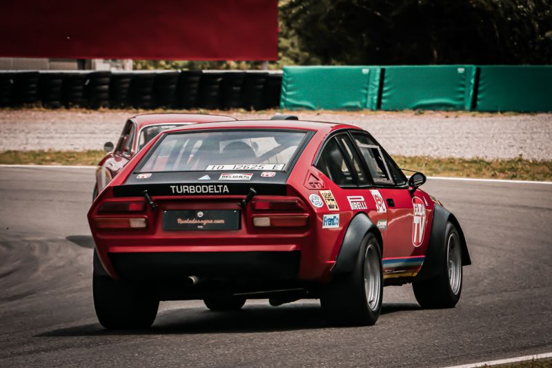 1979 Alfa Romeo Alfetta GTV Turbodelta Gr.4 71136