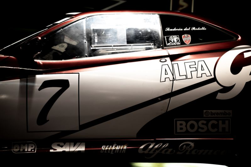 1995 Alfa Romeo GTV 2.0 V6 Turbo Cup Replica 57186