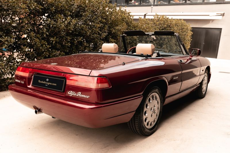 1990 Alfa Romeo Duetto 2000 IV Serie 79768