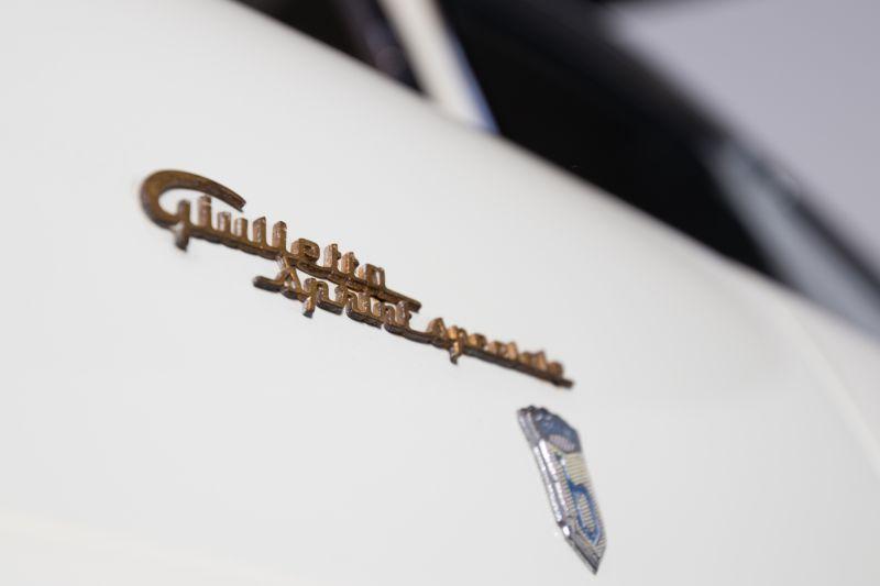 1961 Alfa Romeo Giulietta Sprint Speciale 4902