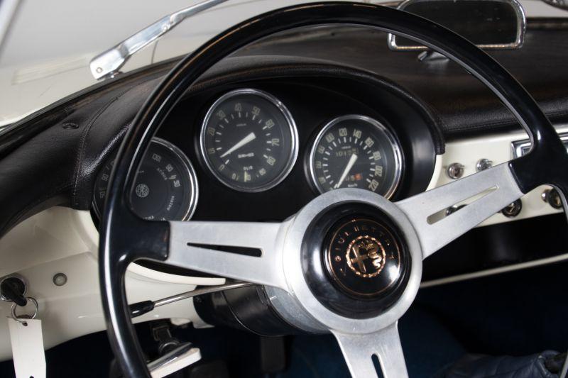 1961 Alfa Romeo Giulietta Sprint Speciale 4917