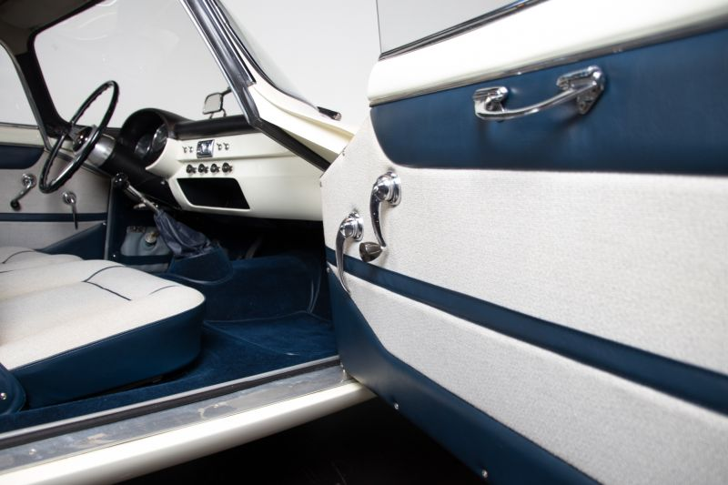 1961 Alfa Romeo Giulietta Sprint Speciale 4924