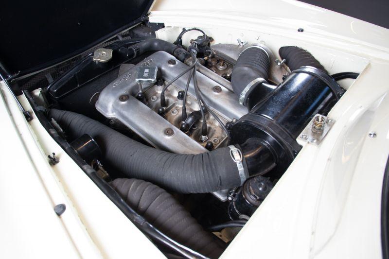 1961 Alfa Romeo Giulietta Sprint Speciale 4929