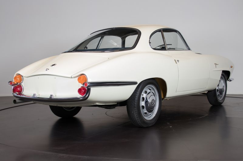 1961 Alfa Romeo Giulietta Sprint Speciale 4905