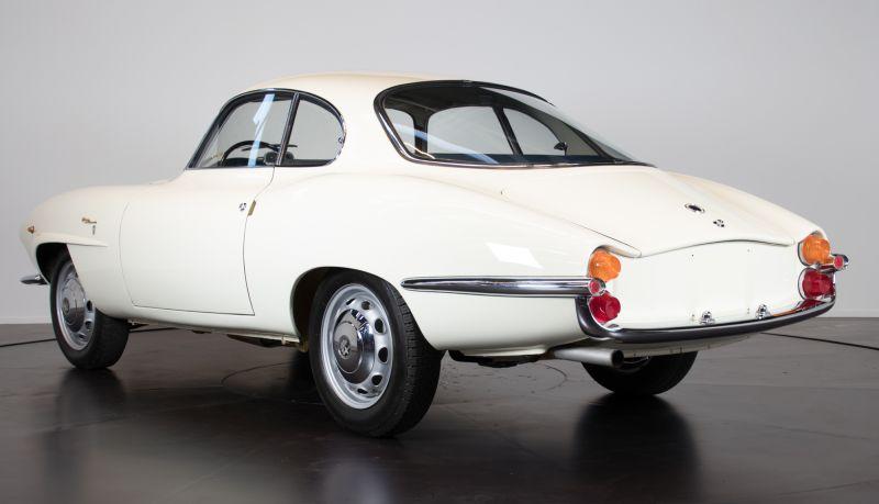 1961 Alfa Romeo Giulietta Sprint Speciale 4903