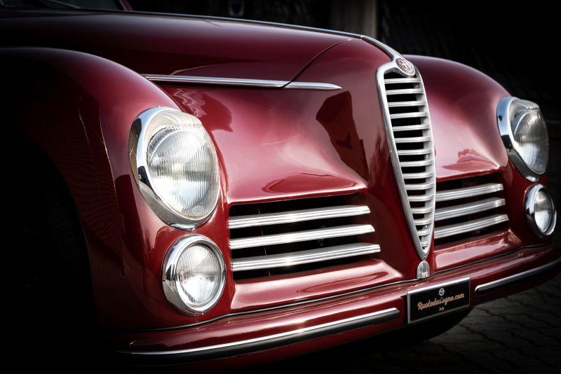 1947 Alfa Romeo Freccia d'oro 6C 2500 Sport 61702