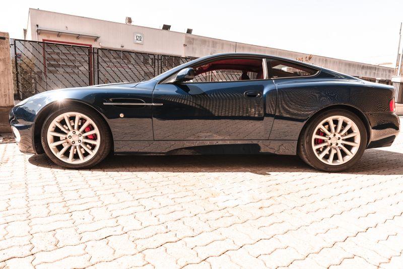 2001 Aston Martin V12 Vanquish 67927