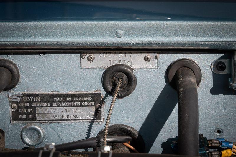 1961 Austin Healey BT7 3000 MKII 60367