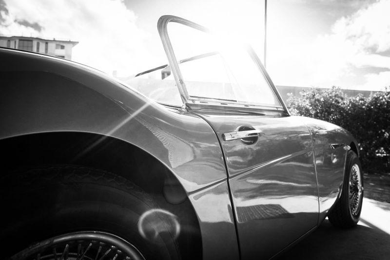 1961 Austin Healey BT7 3000 MKII 60372