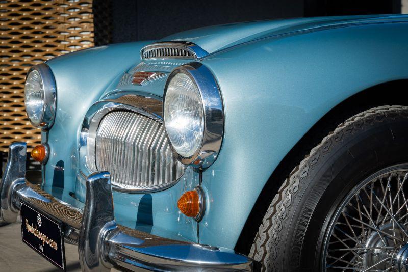1961 Austin Healey BT7 3000 MKII 60375