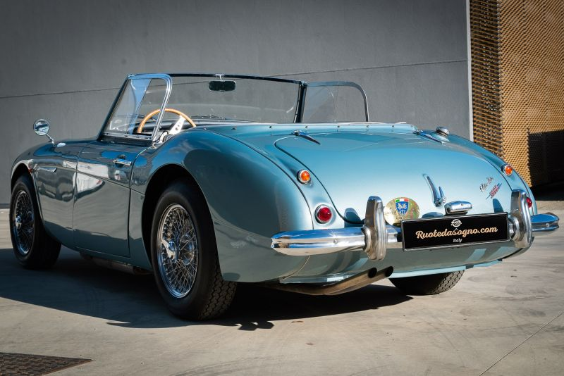 1961 Austin Healey BT7 3000 MKII 60362