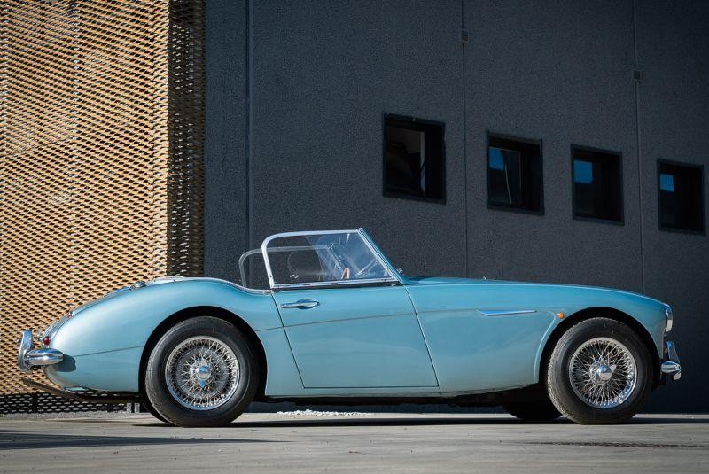 1961 Austin Healey BT7 3000 MKII 60363