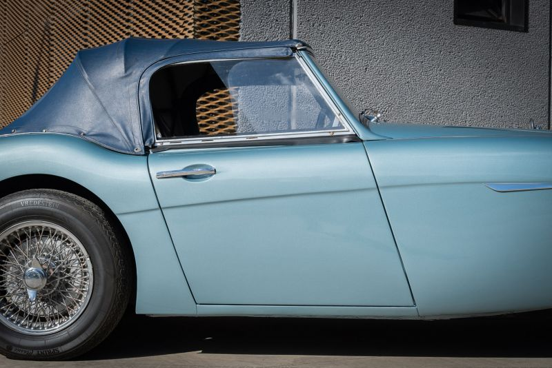 1961 Austin Healey BT7 3000 MKII 60364