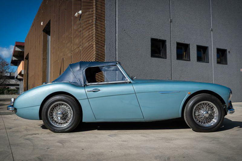 1961 Austin Healey BT7 3000 MKII 60365