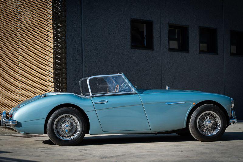1961 Austin Healey BT7 3000 MKII 60366