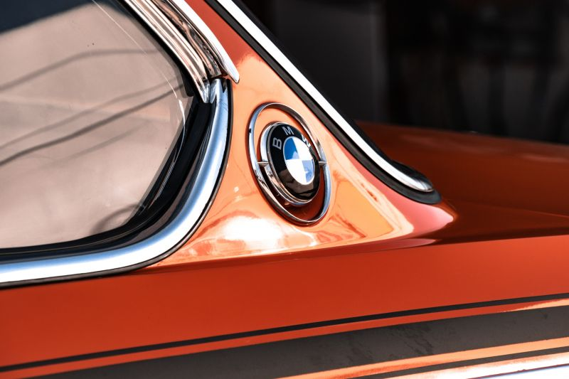 1971 BMW 3.0 CSL 62419
