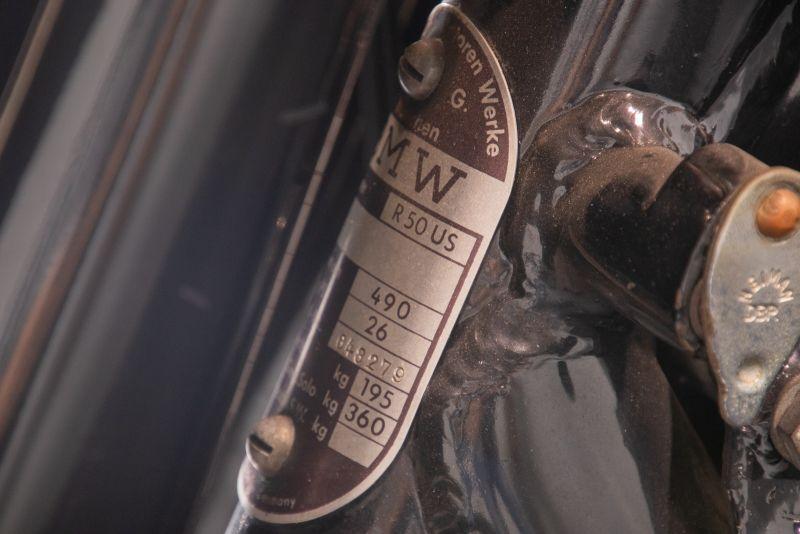 1969 BMW 500 45156