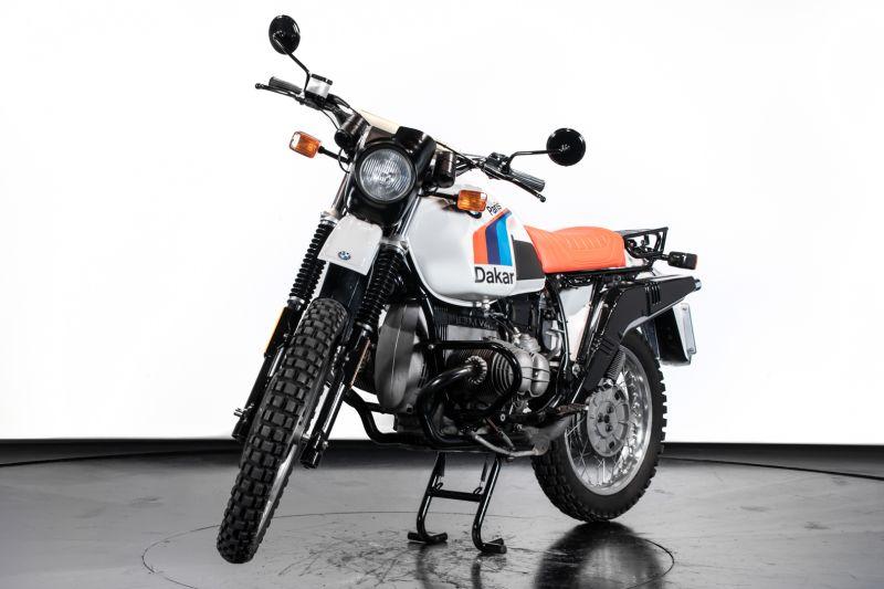"""1987 BMW R80 GS """"Parigi Dakar"""" 79634"""