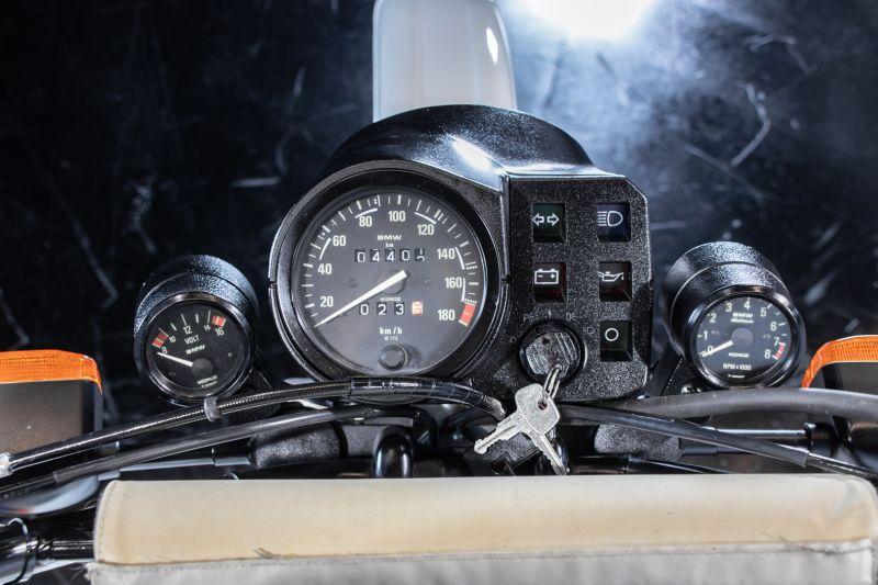 """1987 BMW R80 GS """"Parigi Dakar"""" 79655"""