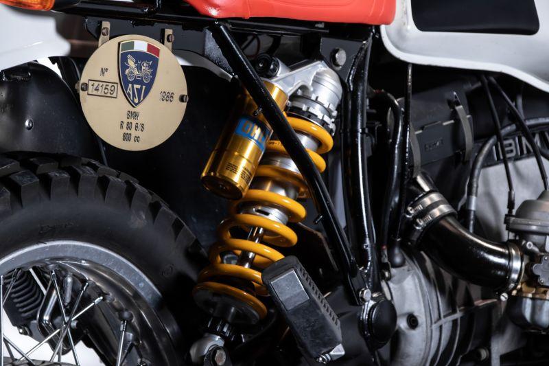 """1987 BMW R80 GS """"Parigi Dakar"""" 79642"""