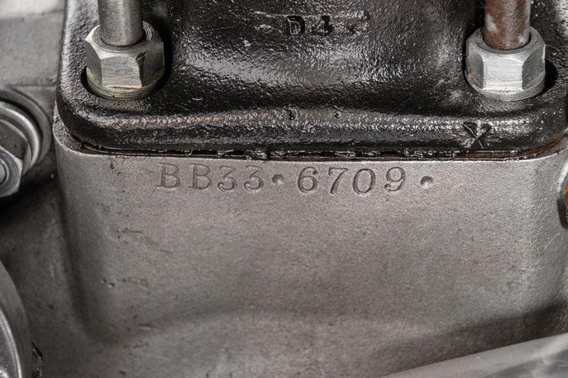 1958 BSA 500 40836