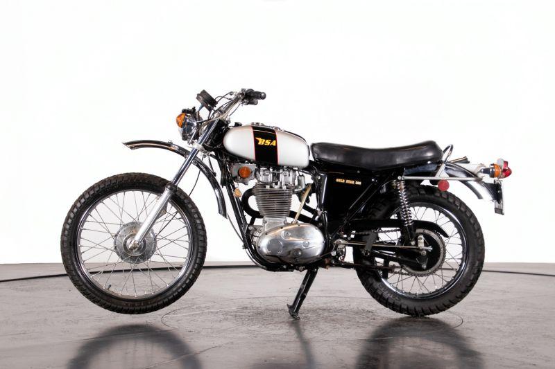 1972 BSA B 50 SS 500 49023