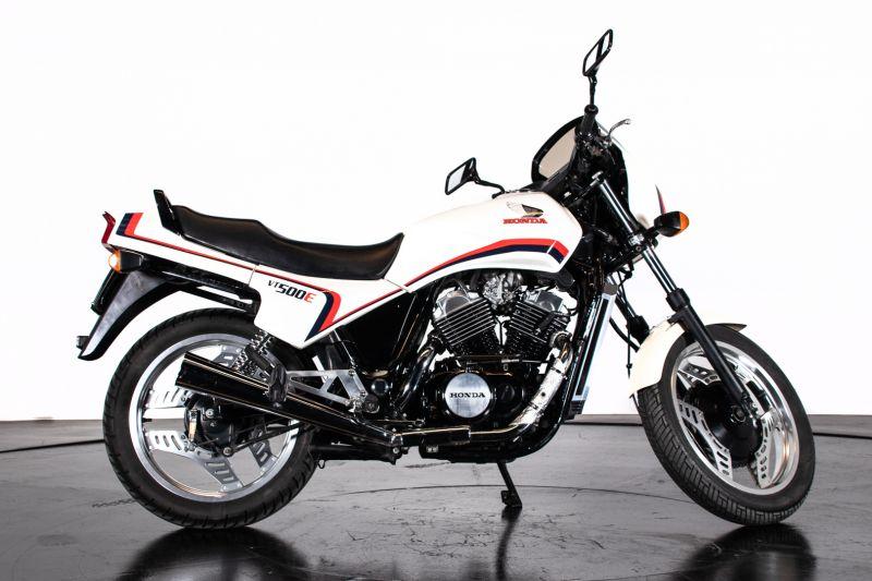 1985 Honda VT 500 63438