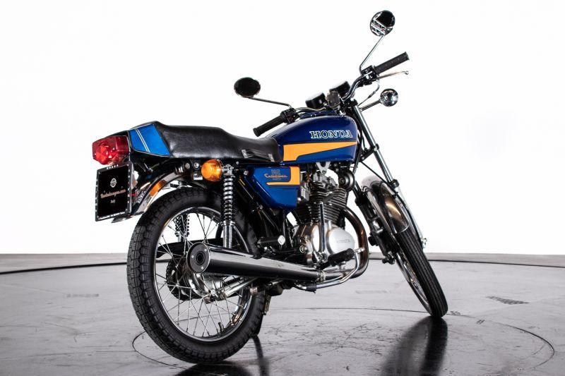 1980 Honda CB 125 7/C 63454
