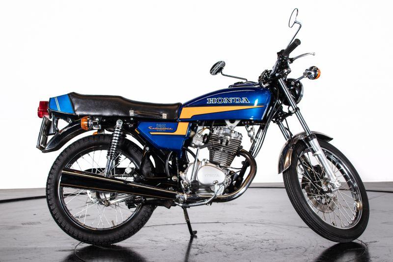 1980 Honda CB 125 7/C 63455