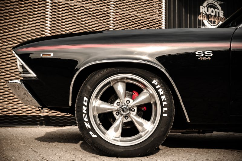 1969 Chevrolet Chevelle SS 62970