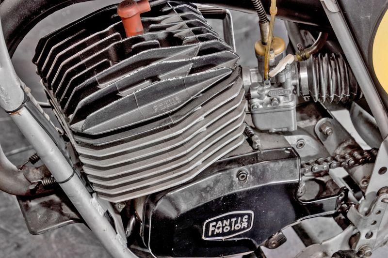 1980 Fantic Motor 125 74646
