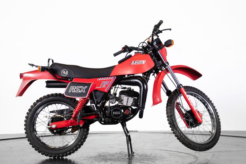 1983 FANTIC MOTOR RSX 125 50172