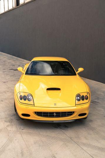 2002 Ferrari 575 Maranello F1 63778