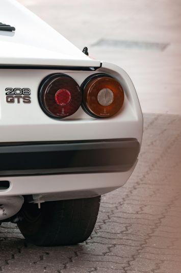 1982 Ferrari 208 GTS Carburatori 75959
