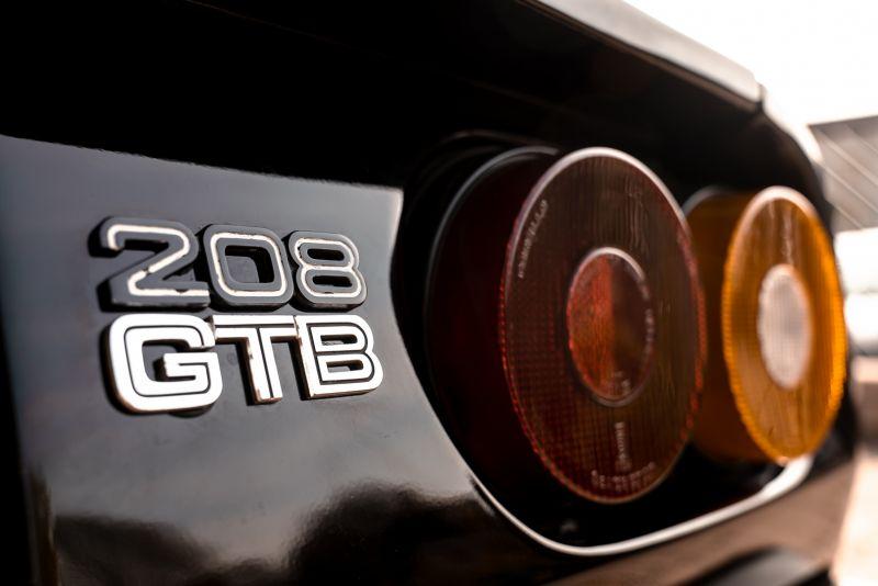1980 Ferrari 208 GTB Carburatori 81282