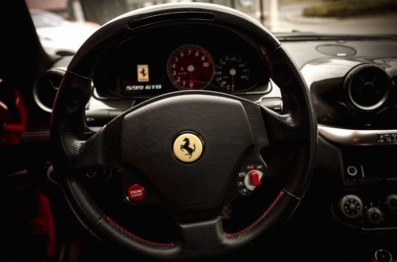 2007 Ferrari 599 GTB Fiorano 65026
