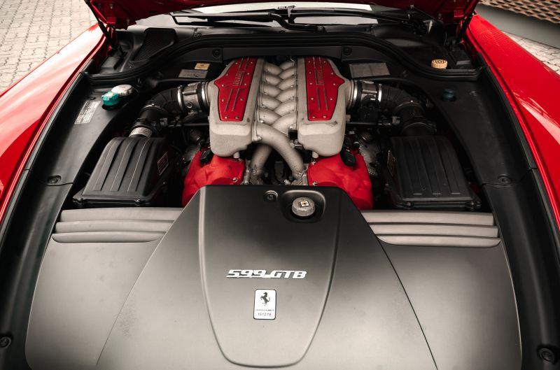 2007 Ferrari 599 GTB Fiorano 65029