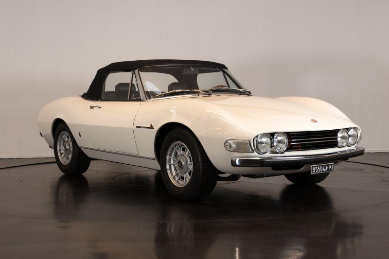 1970 Fiat Dino Spider 2400 10919