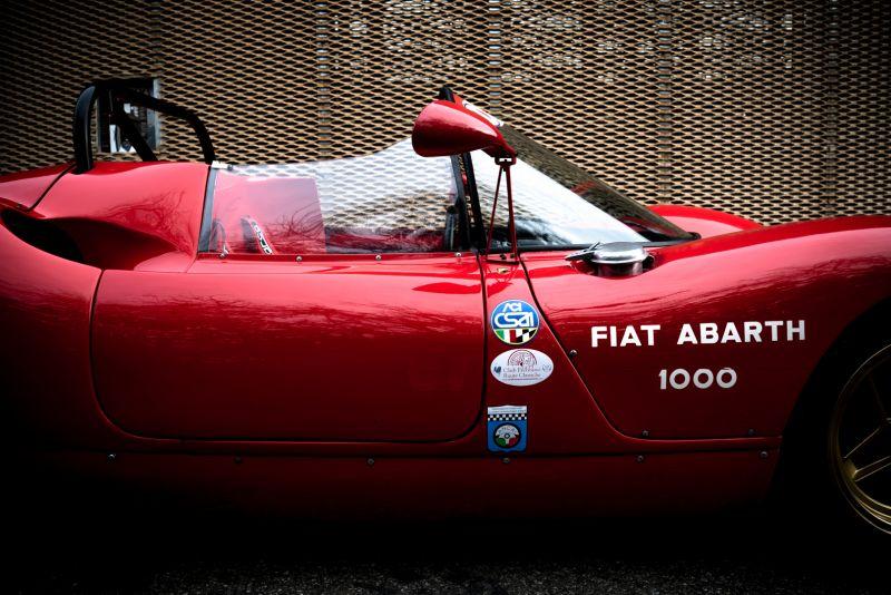 1968 Fiat Abarth 1000 SP 57304