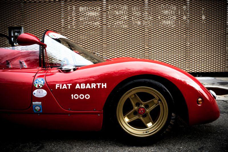 1968 Fiat Abarth 1000 SP 57306