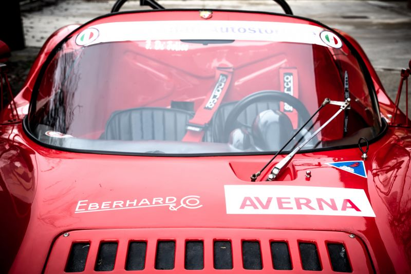 1968 Fiat Abarth 1000 SP 57311
