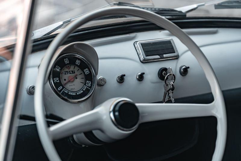 1970 FIAT 500 F 76430